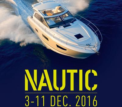 Salon Nautic Paris 2016