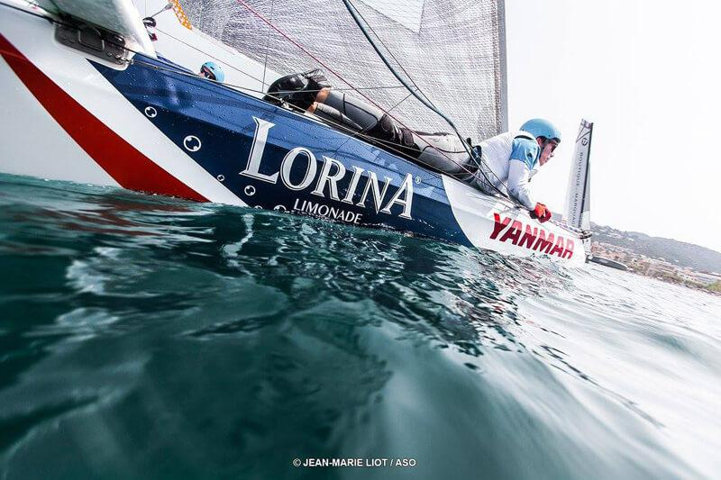 tour de France à la voile Team Lorina