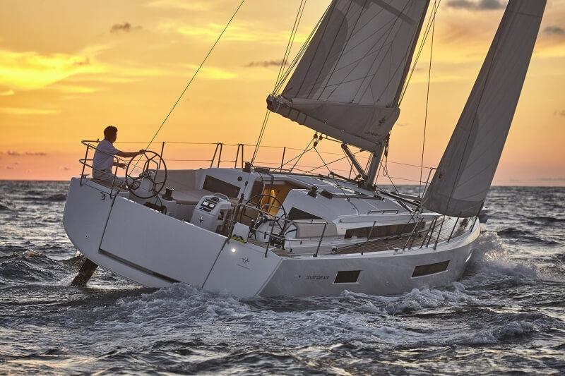 voilier sun odyssey 440 jeanneau