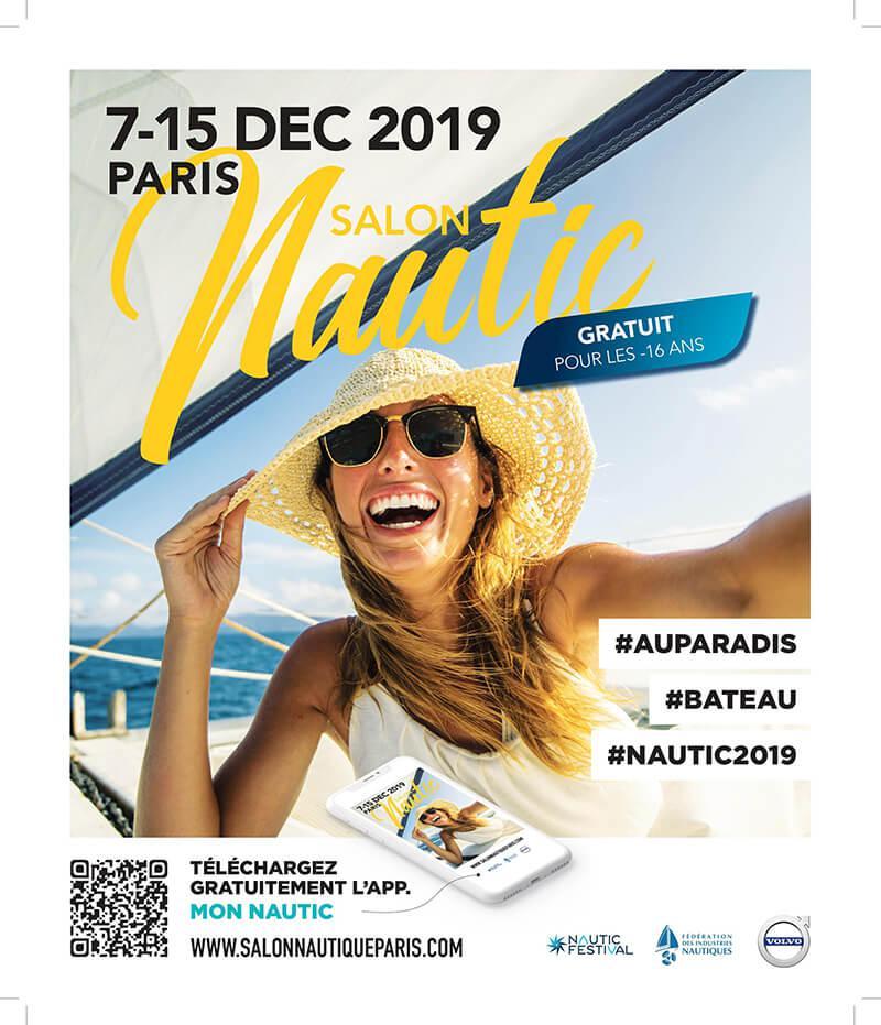 Salon Nautic Paris 2019