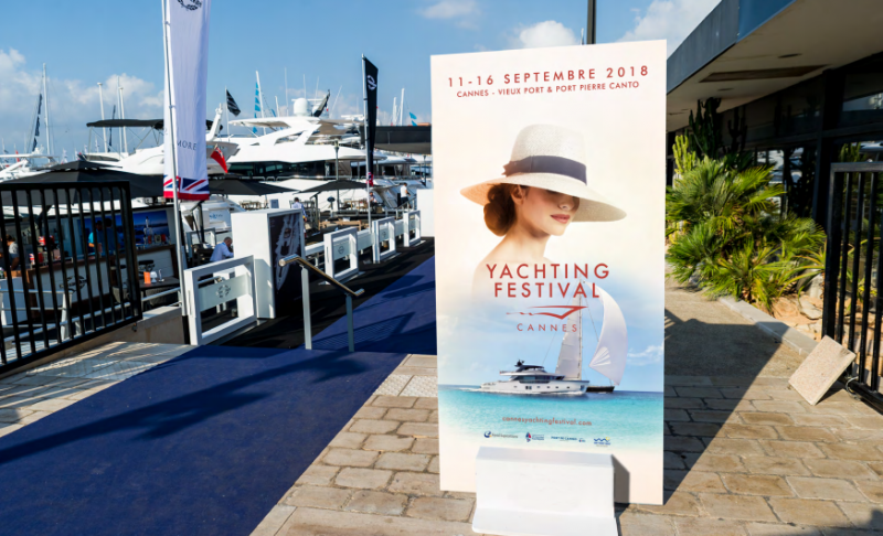 Yachting Festival de Cannes 2018