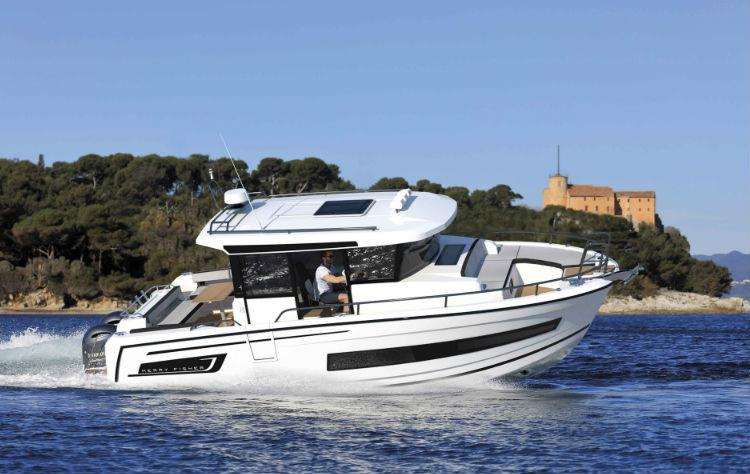 Le Merry Fisher 895 Marlin