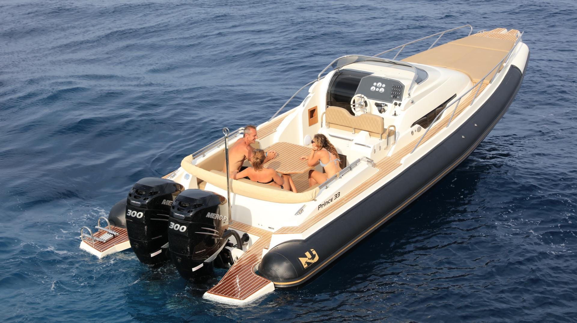 Prince 33 sport cabin - image 6