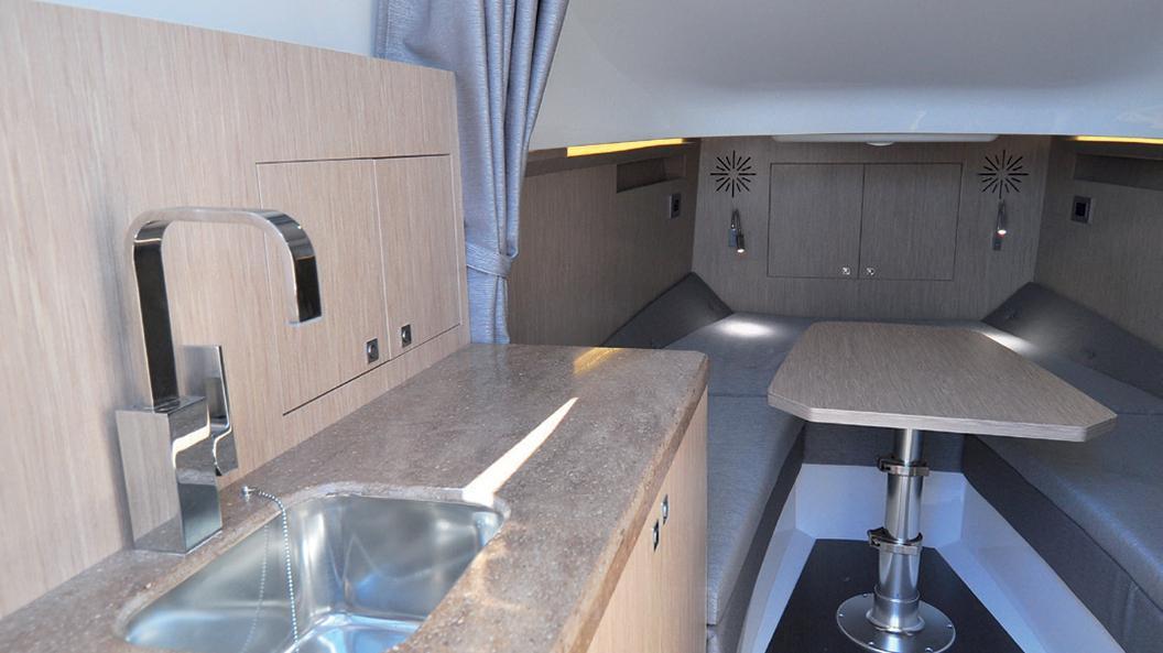 Prince 43 Luxury Cabin - image 11