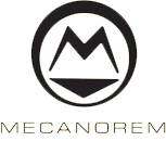 Logo marque bateau Mecanorem