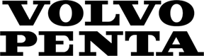 Logo marque bateau Volvo Penta