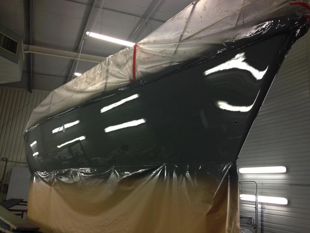 Peinture bateau professionnel
