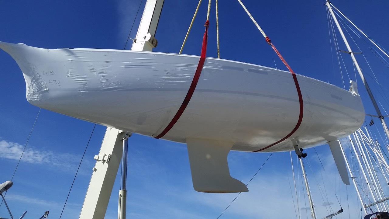 Manutention bateau Vannes