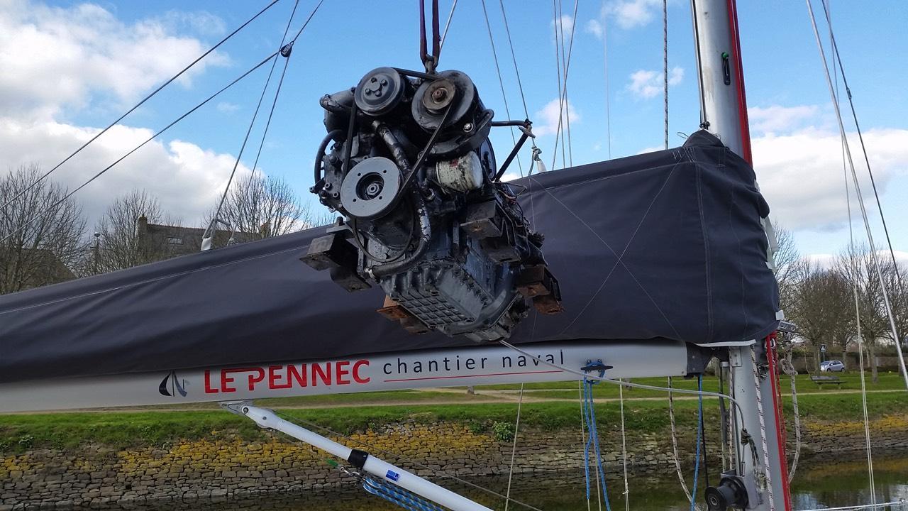Réparation bateau Vannes