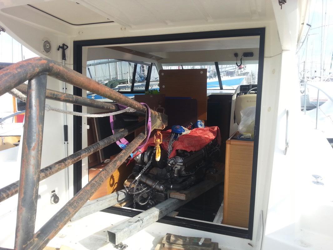 Chantier nautique 56